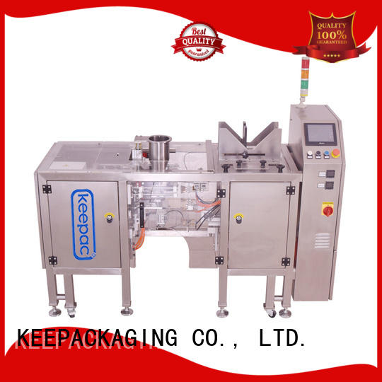 Keepac New chips packaging machine Suppliers for food