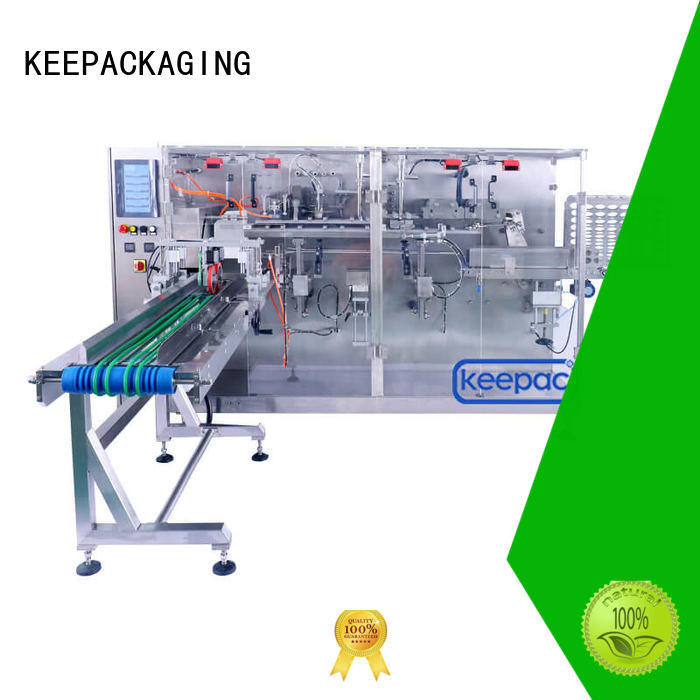 high quality packaging machine design easy adjustable customized for beverage