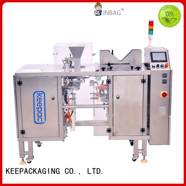 Keepac adjustable grain packing machine factory direct for beverage