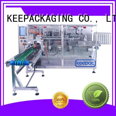 Custom packaging machine design easy adjustable Supply for food