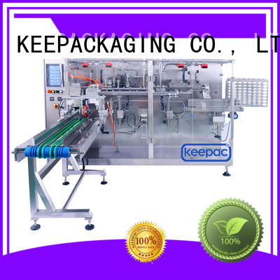 Custom dry food packing machine pouch company for food