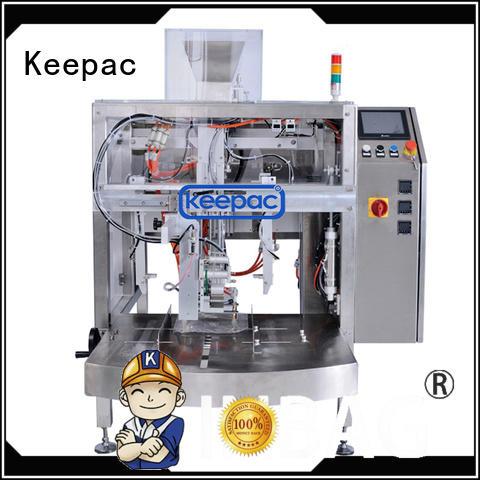 efficient snack packaging machine wholesale for beverage Keepac