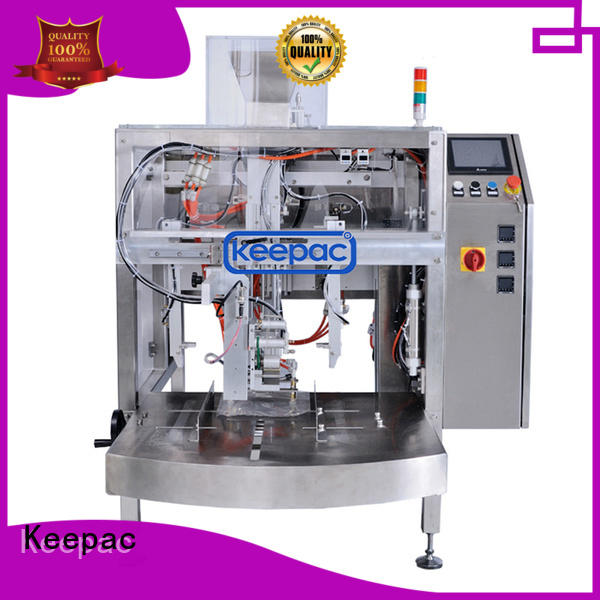 food packaging machine different sized for beverage Keepac