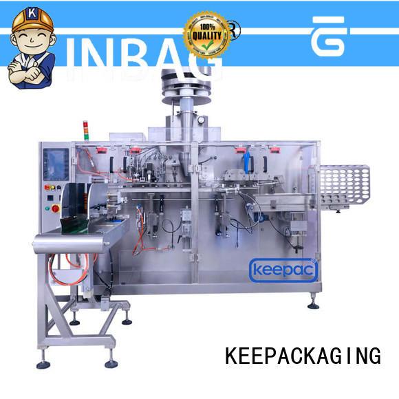 corner automatic tea packing machine factory Keepac