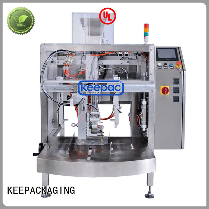 Keepac High-quality grain packing machine company for food