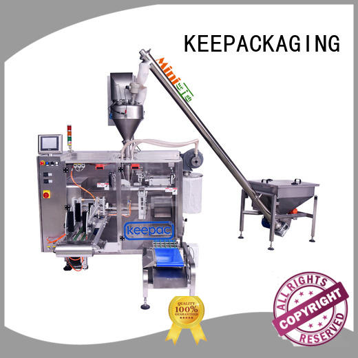 Latest form fill seal machine duplex Suppliers for food