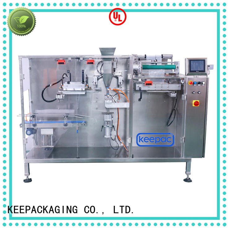 professional packaging machine design pouch factory for food