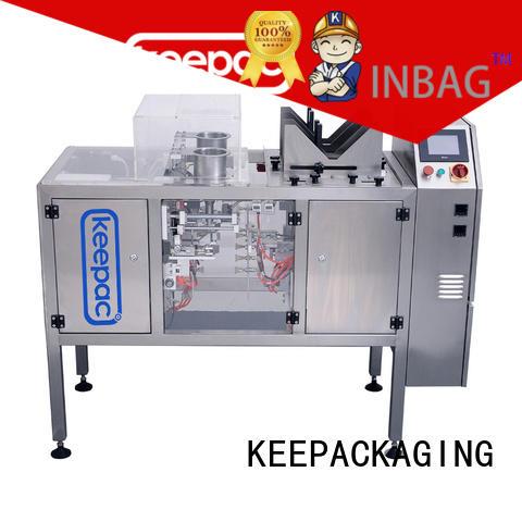 mini mini doypack machine multi bag format for food Keepac