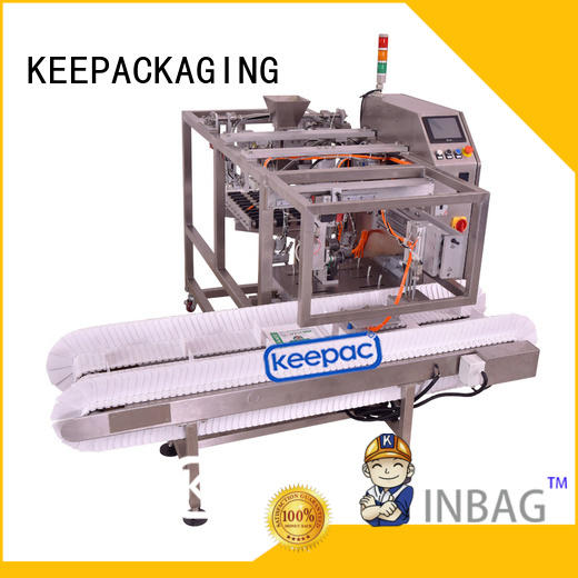 automatic mini doypack machine multi bag format customized for pre-openned zipper pouch