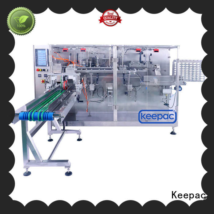 multi bag format low cost packing machine customized for beverage Keepac