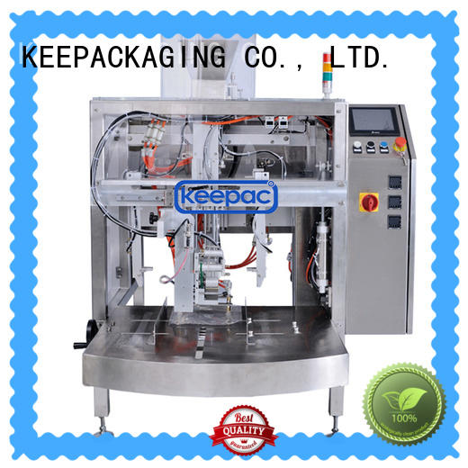 Wholesale snack food packaging machine mini company for beverage