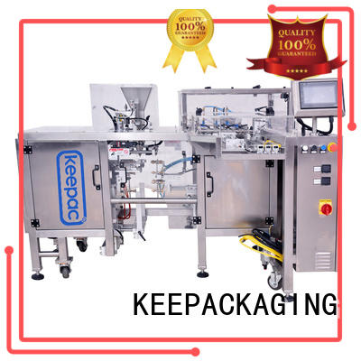 multi bag format automatic grain packing machine factory direct for food