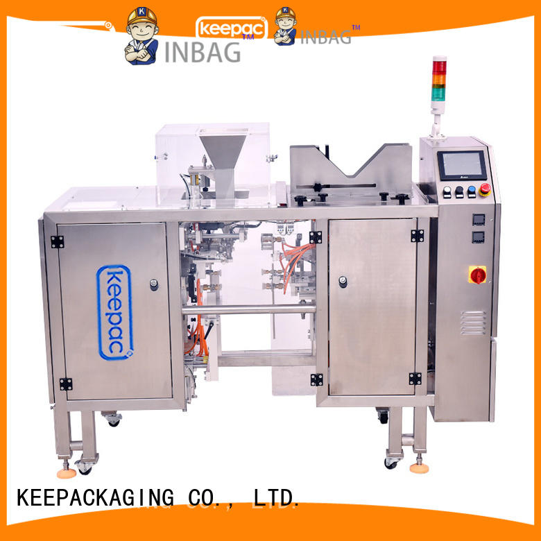 Keepac New small food packaging machine company for food