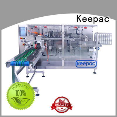 Keepac linear dry food packing machine factory for food