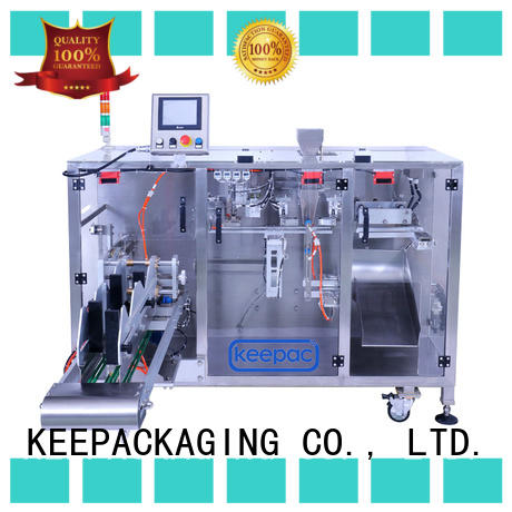 New powder pouch packing machine duplex company for food