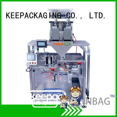 Keepac High-quality pick fill seal machine for business for food