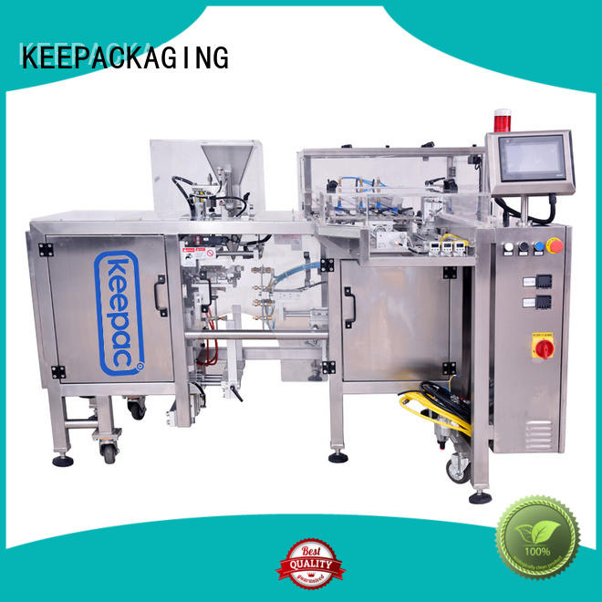 cost-effective doypack machine multi bag format customized for food