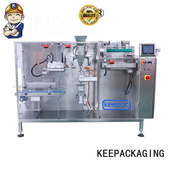 staight flow design best packing machine supplier for commodity Keepac