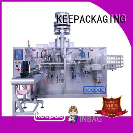 Keepac Custom industrial packing machine company for beverage