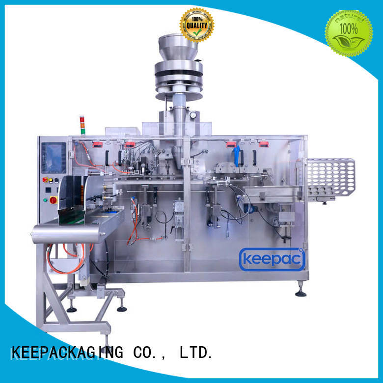 pouch buy packing machine customized for commodity Keepac