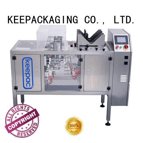 Keepac efficient mini doypack machine wholesale for beverage