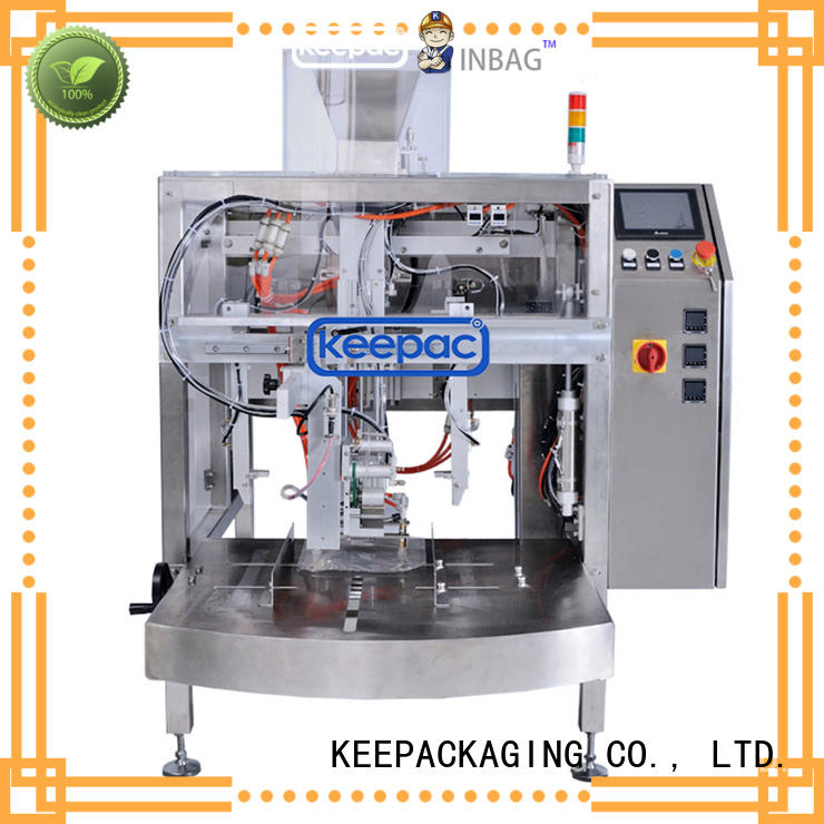 Keepac quick release small food packaging machine factory direct for food
