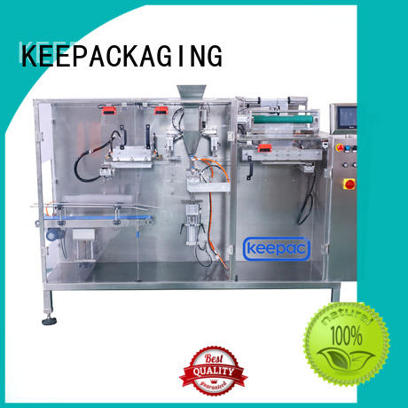Keepac durable industrial packaging machines manufacturer for beverage