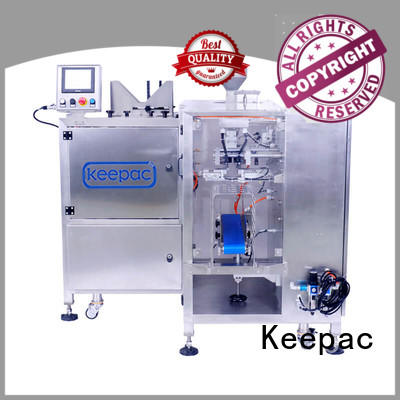 Keepac automatic vegetable packaging machine mini for beverage