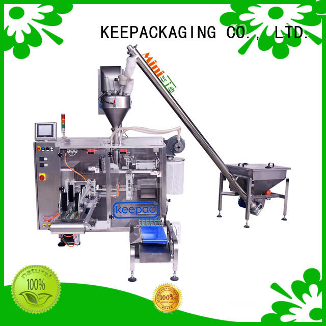 high quality automatic powder packing machine linear manufacturer for food